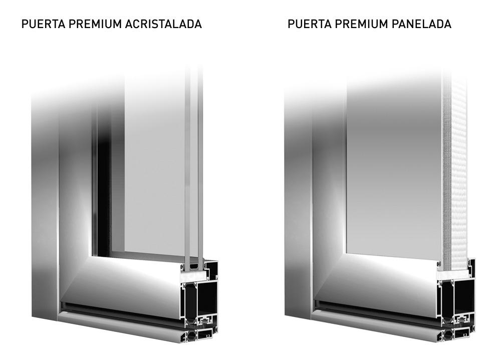 Puertas de entrada Premium